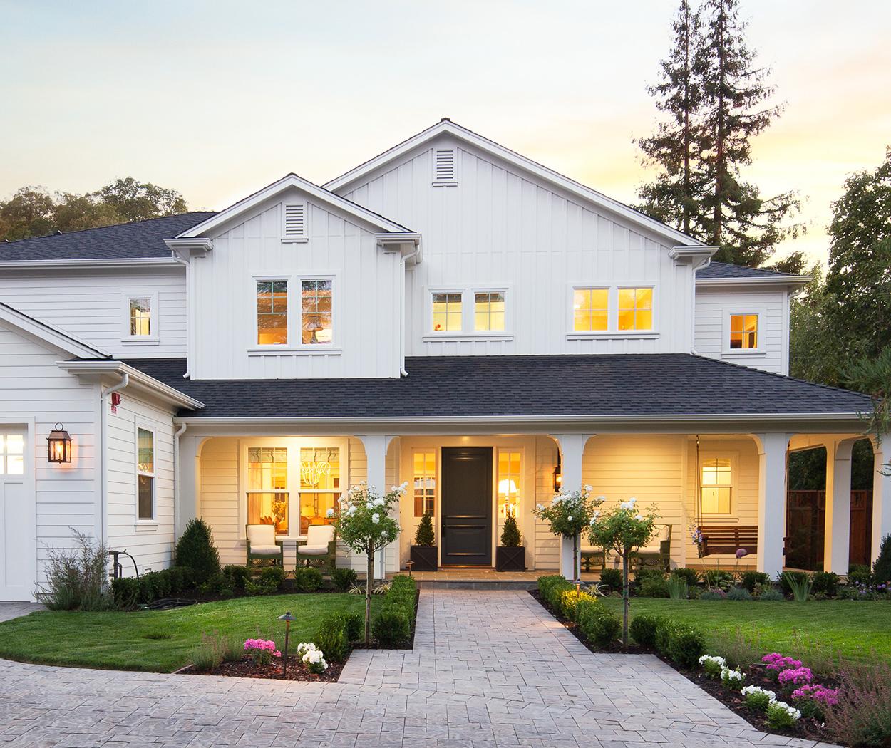 Branagh custom home 2