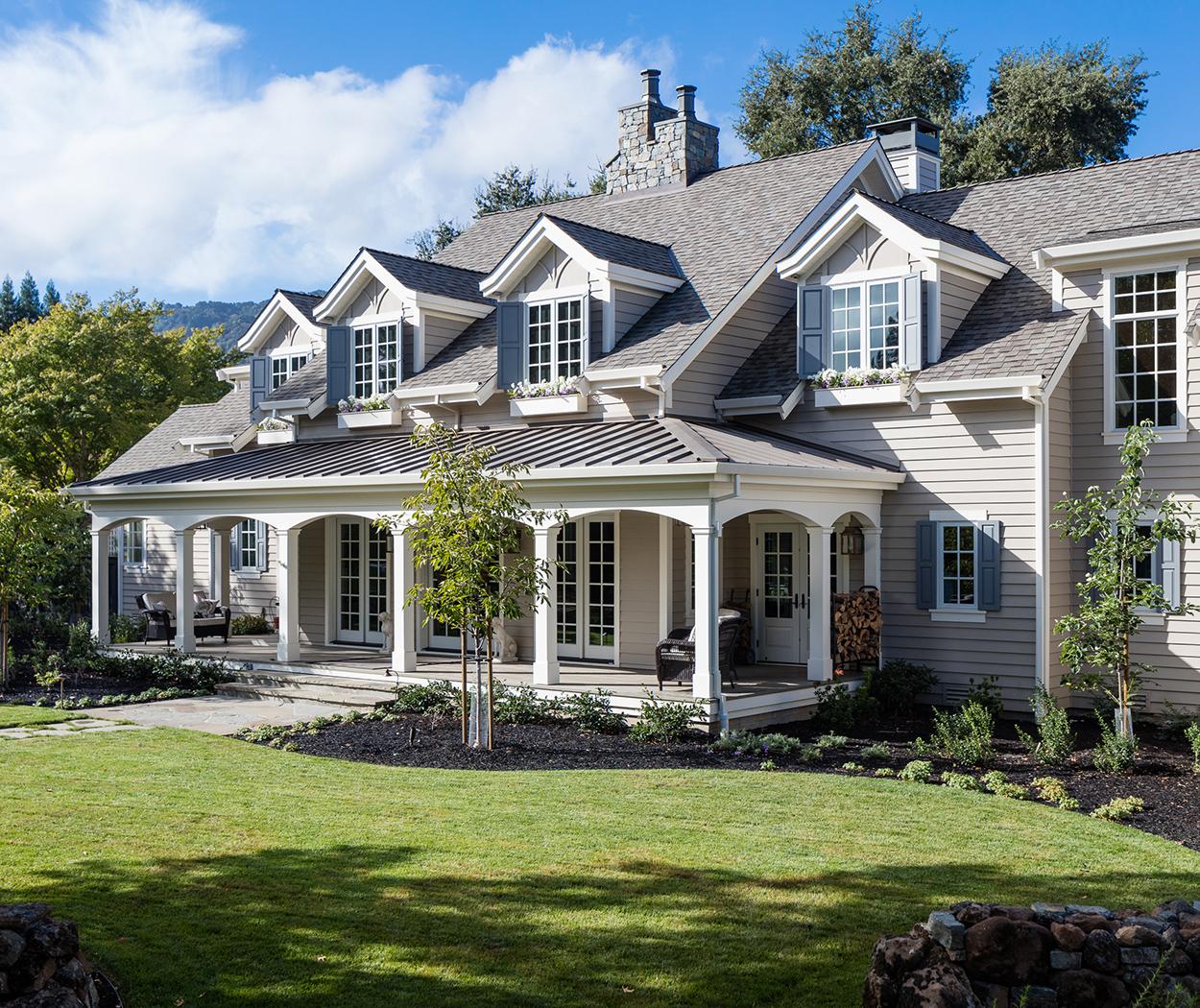 Branagh custom home 3
