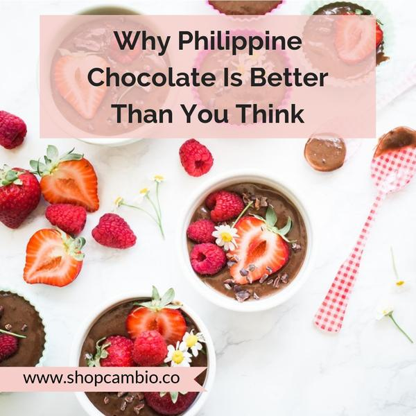 Cambio & Co - This blog post was a special collaboration between Cambio & Co. and artisanal chocolate brand oodaalolly to share the story of filipino chocolate.