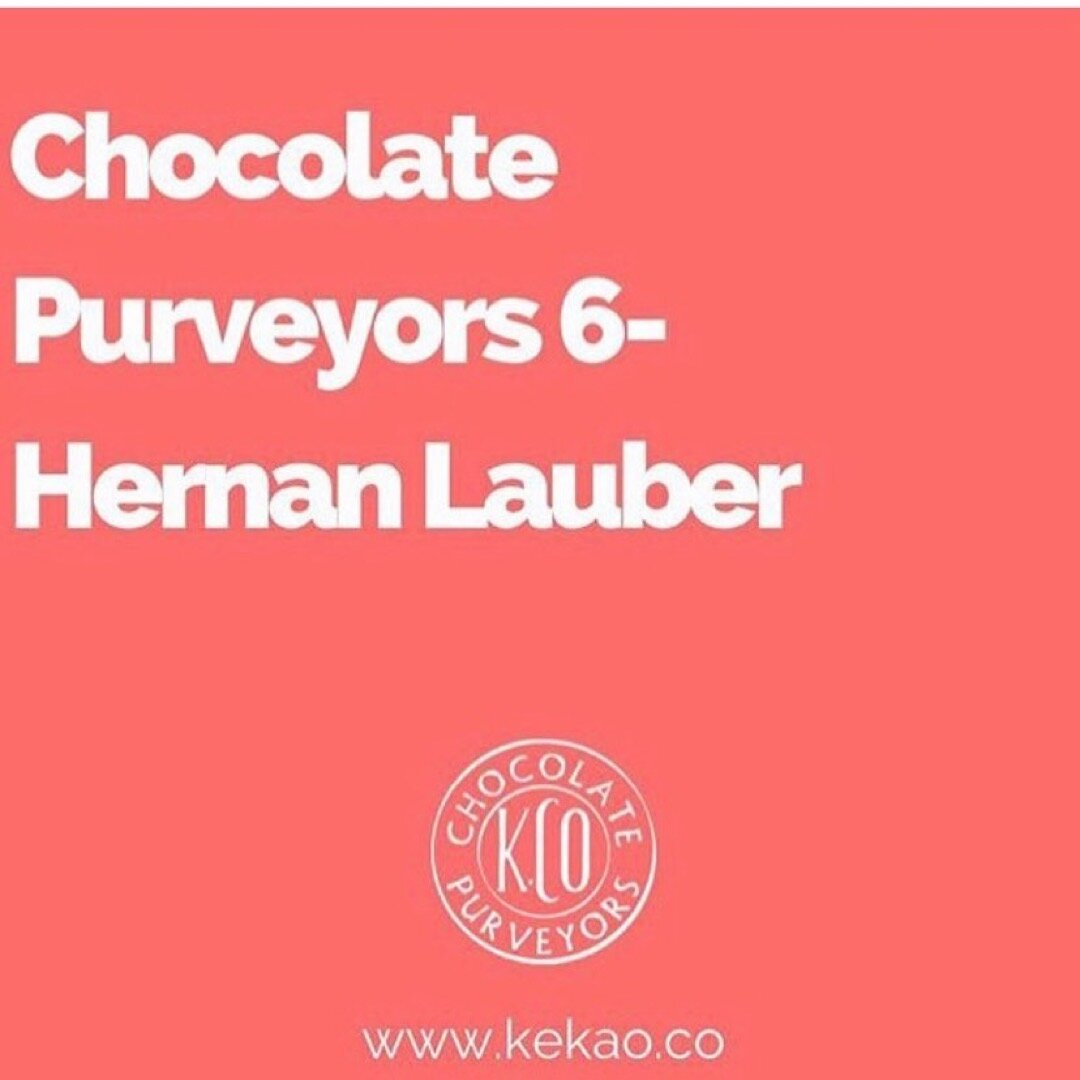 Kekao Box - Chocolate Purveyors is a blog series where we connect and discuss everything chocolate with both makers and enthusiasts. This discussion is with Hernan Lauber founder of Oodaalolly.