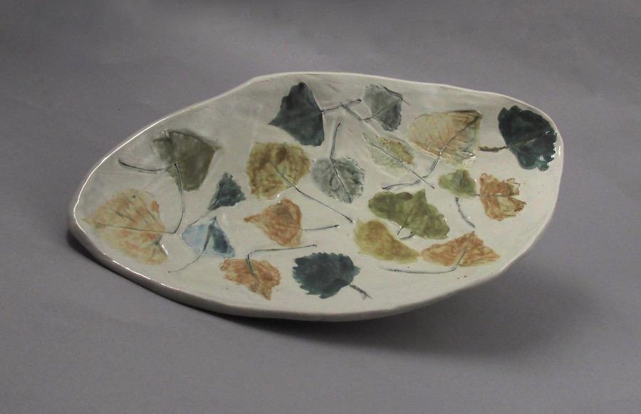 Cottonwood Platter