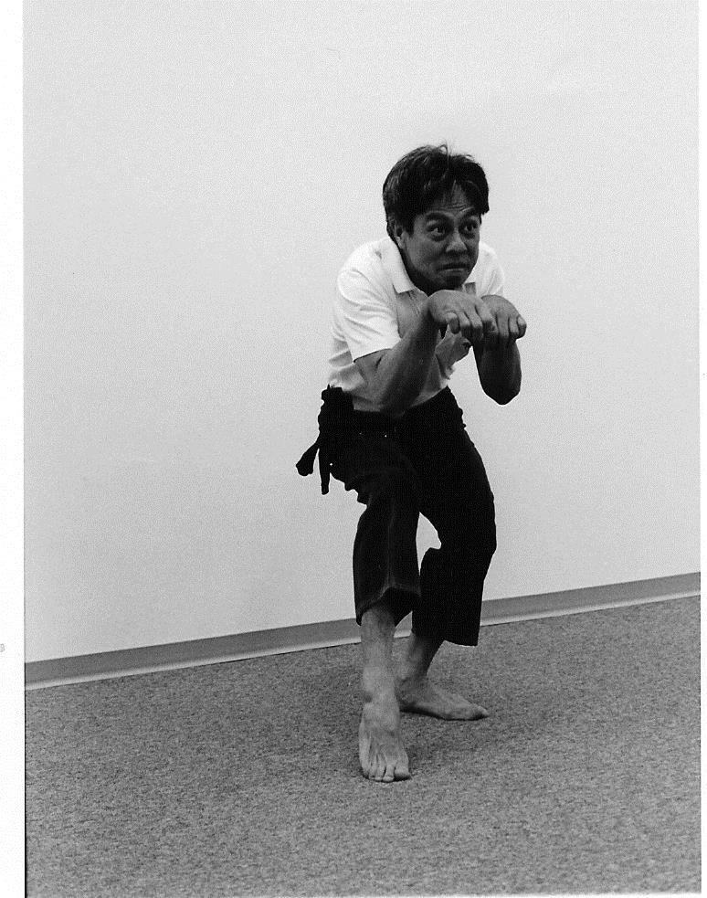 Tan Chin Hock - Shaolin WUshu Canada