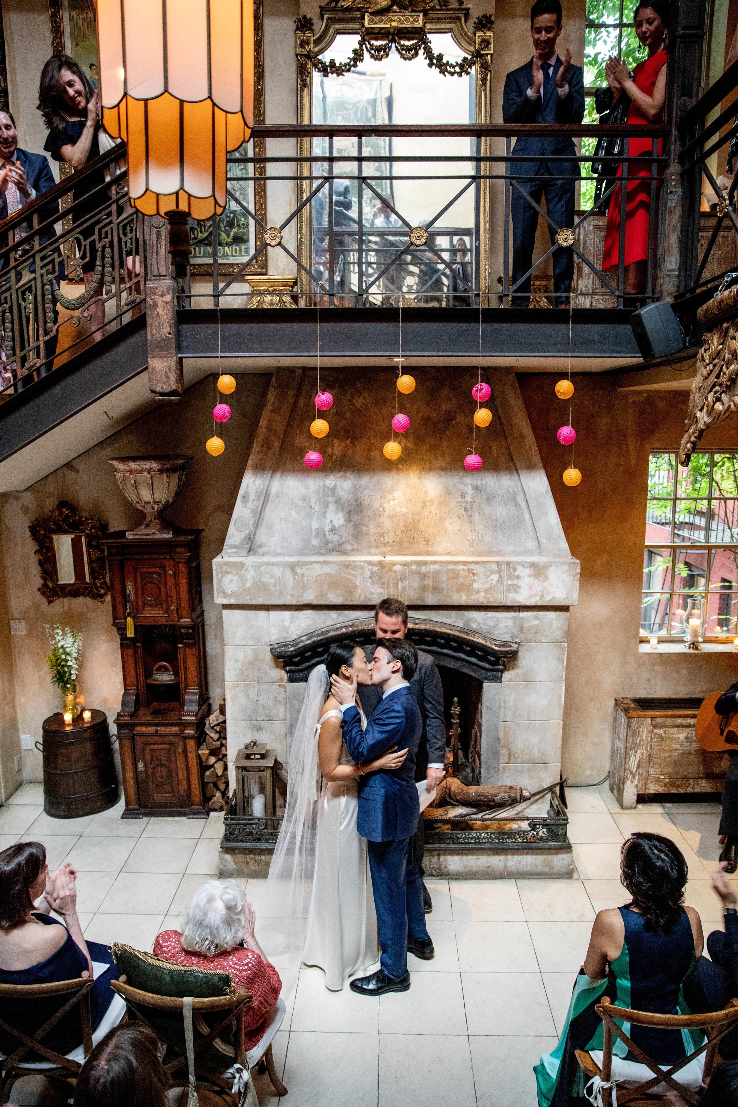 Katie & Dan's Wedding & Tea Ceremony -