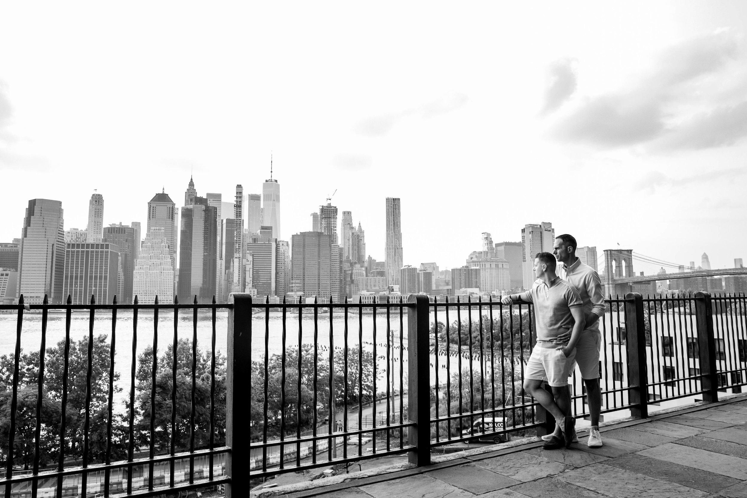 Drew & Jeremy: Engagement Shoot -
