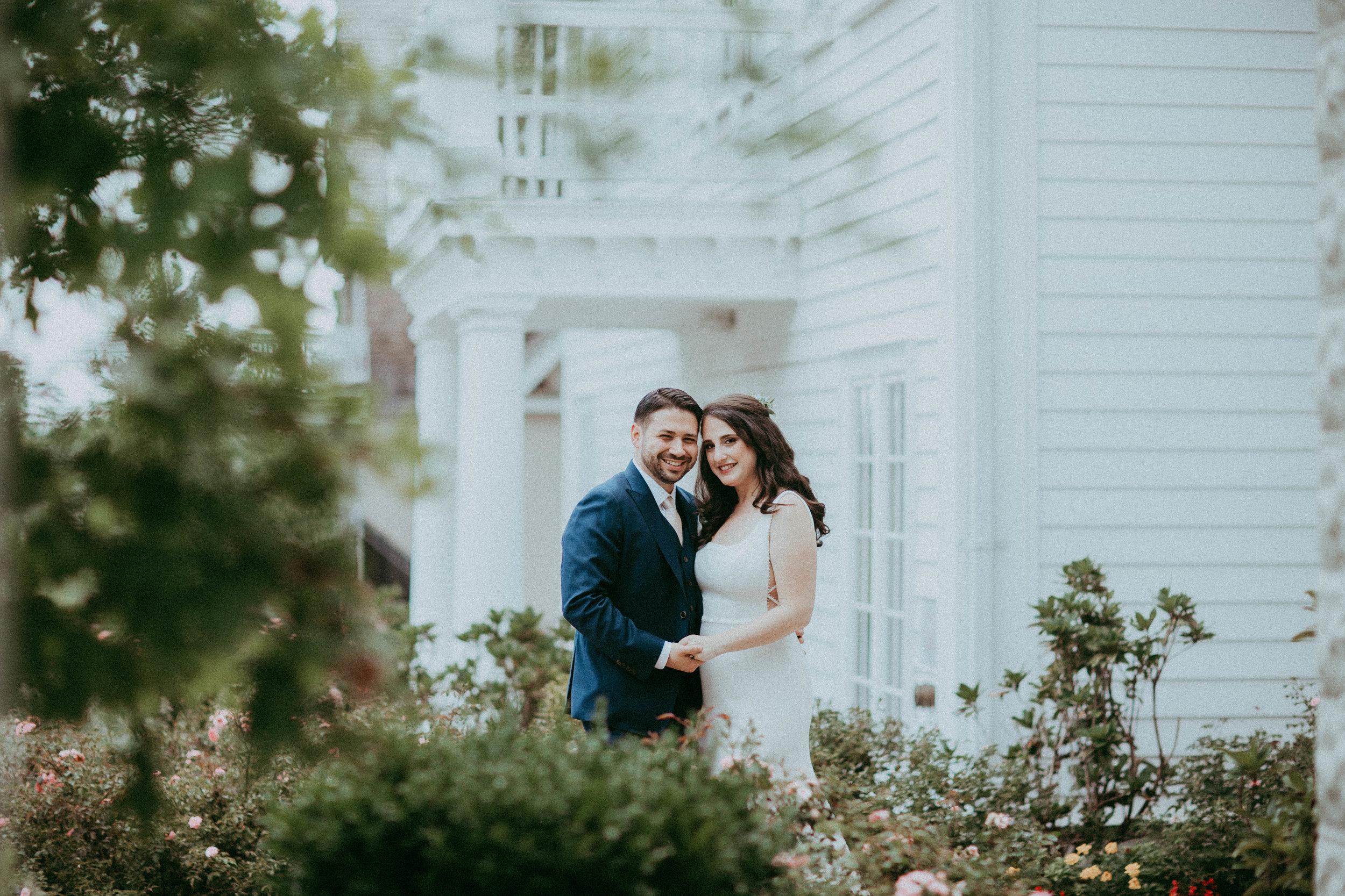 Shaina & David: Wedding at The Ryland Inn -