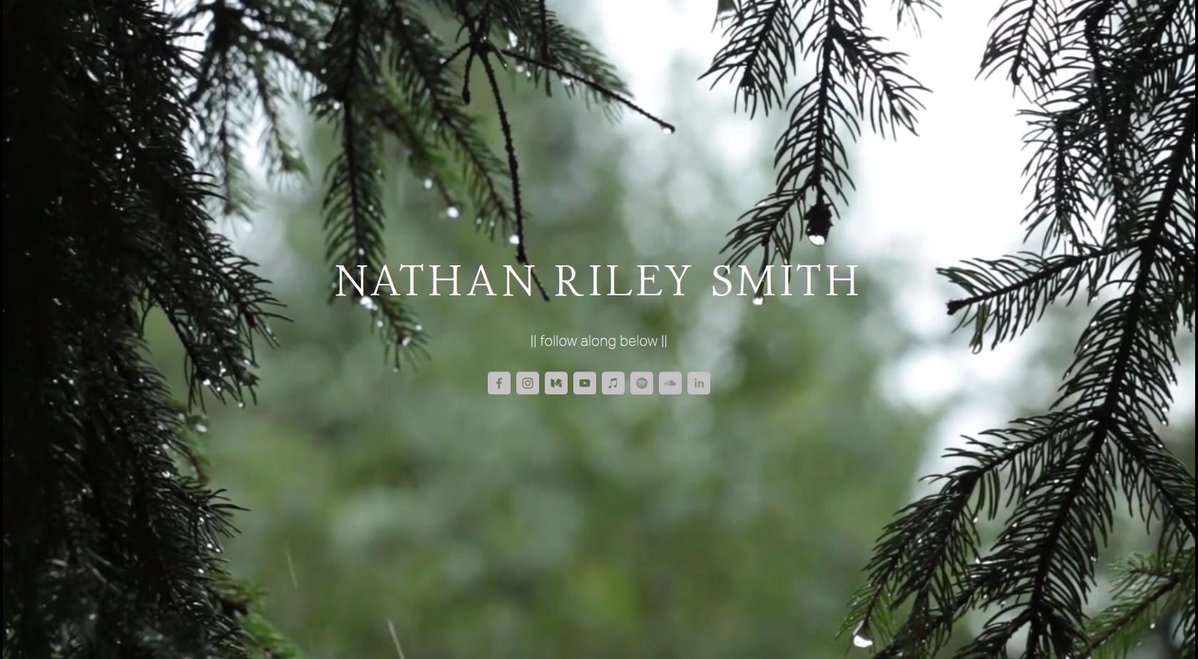 Nathan Riley Smith
