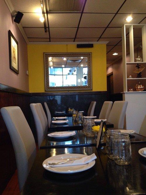 Andy's Thai Kitchen (ATK) — Back Seat
