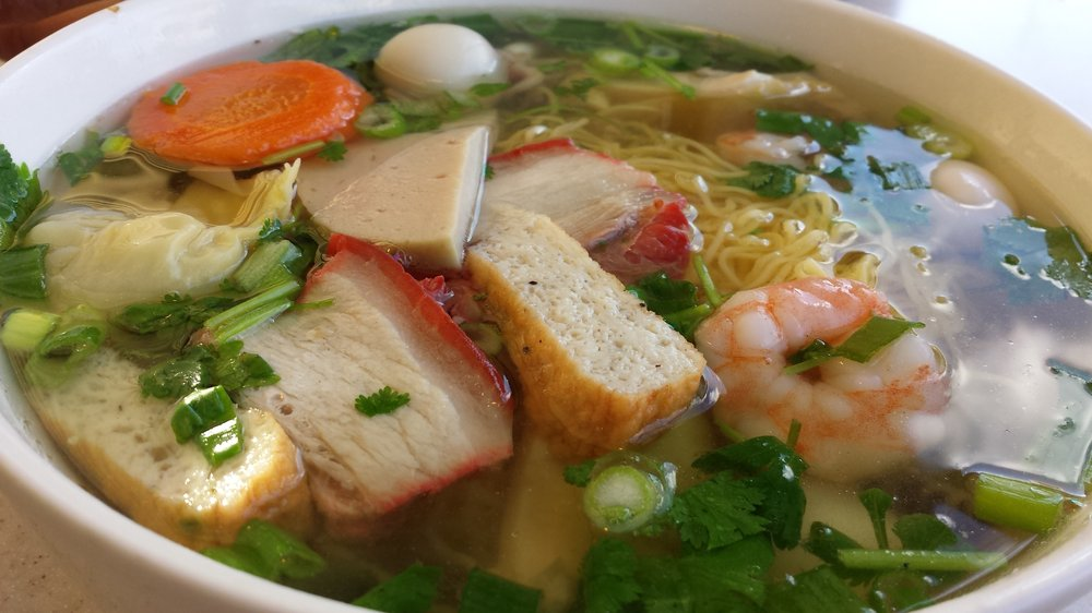 Tank Noodle - $$, Uptown, Vietnamese, BYOB, Sidewalk Seating, Dog Friendly, Delivery