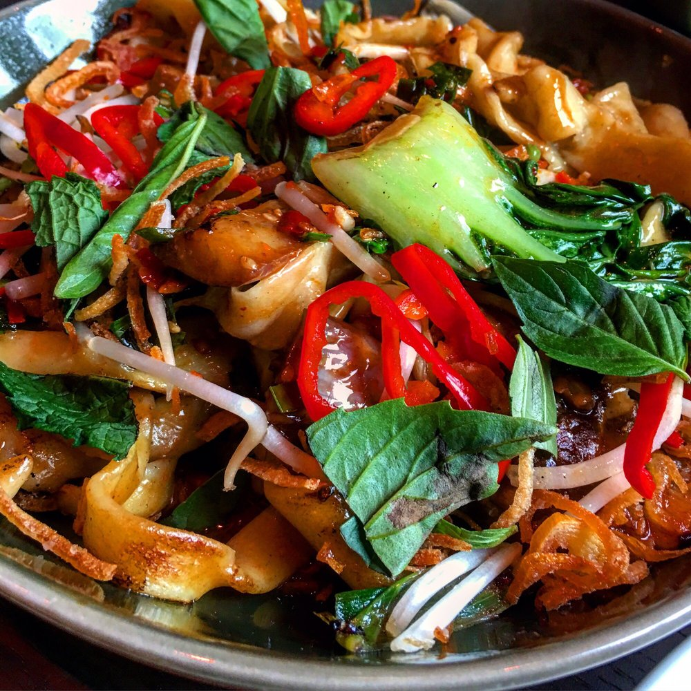 Duck Duck Goat - $$$, Fulton Market, Chinese, Brunch, Sidewalk Seating, Delivery