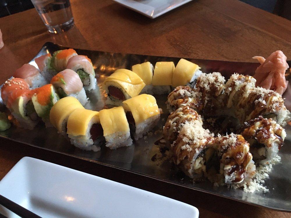 Coast Sushi Bar - $$, Bucktown, Sushi, BYOB