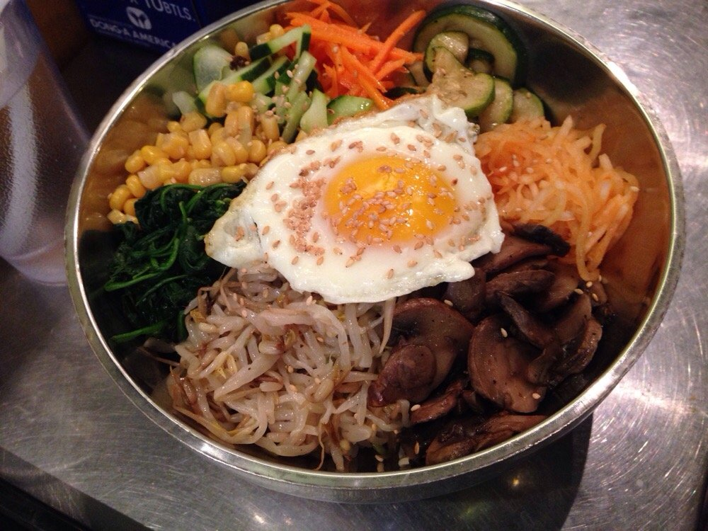 Crisp - $$, Lakeview, Korean, Delivery