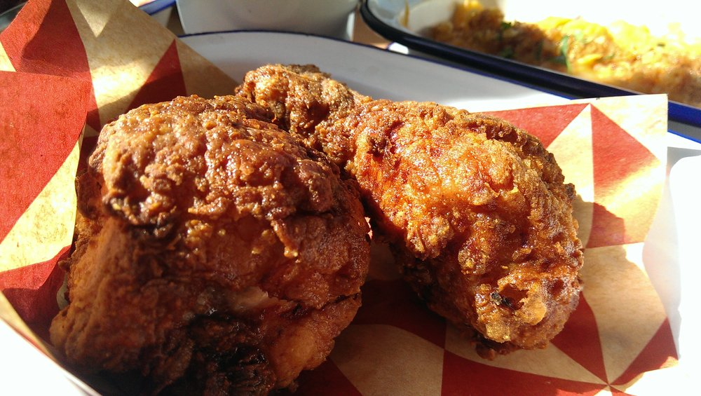 Parson's Chicken & Fish - $$, Logan Square, Chicken, Patio Seating, Dog Friendly, Delivery