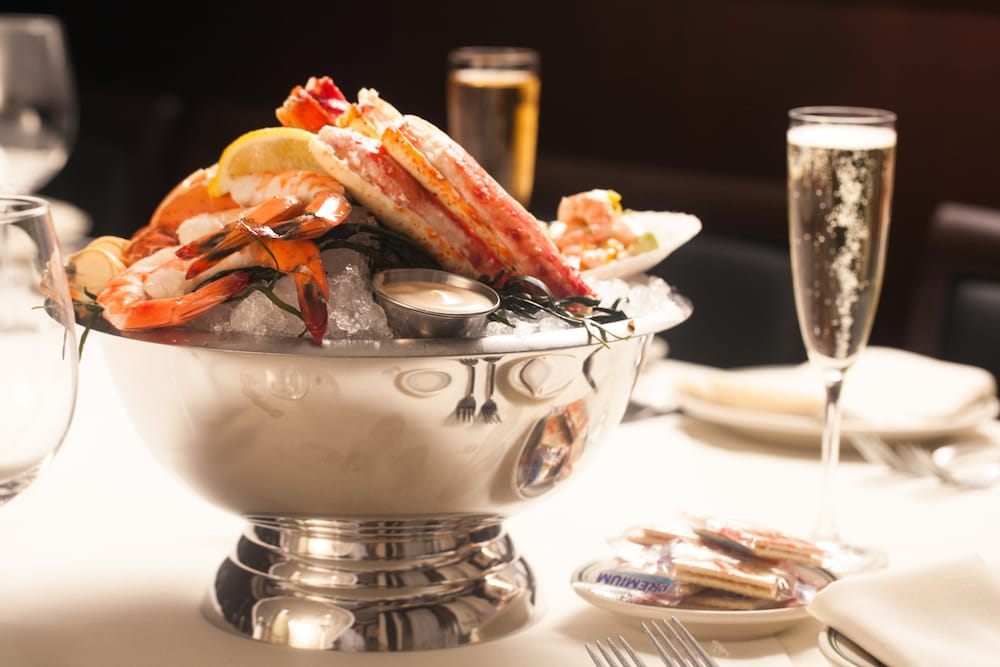 Joe's Seafood, Prime Steak & Stone Crab - $$$$, River North, Steakhouse, Seafood, Delivery