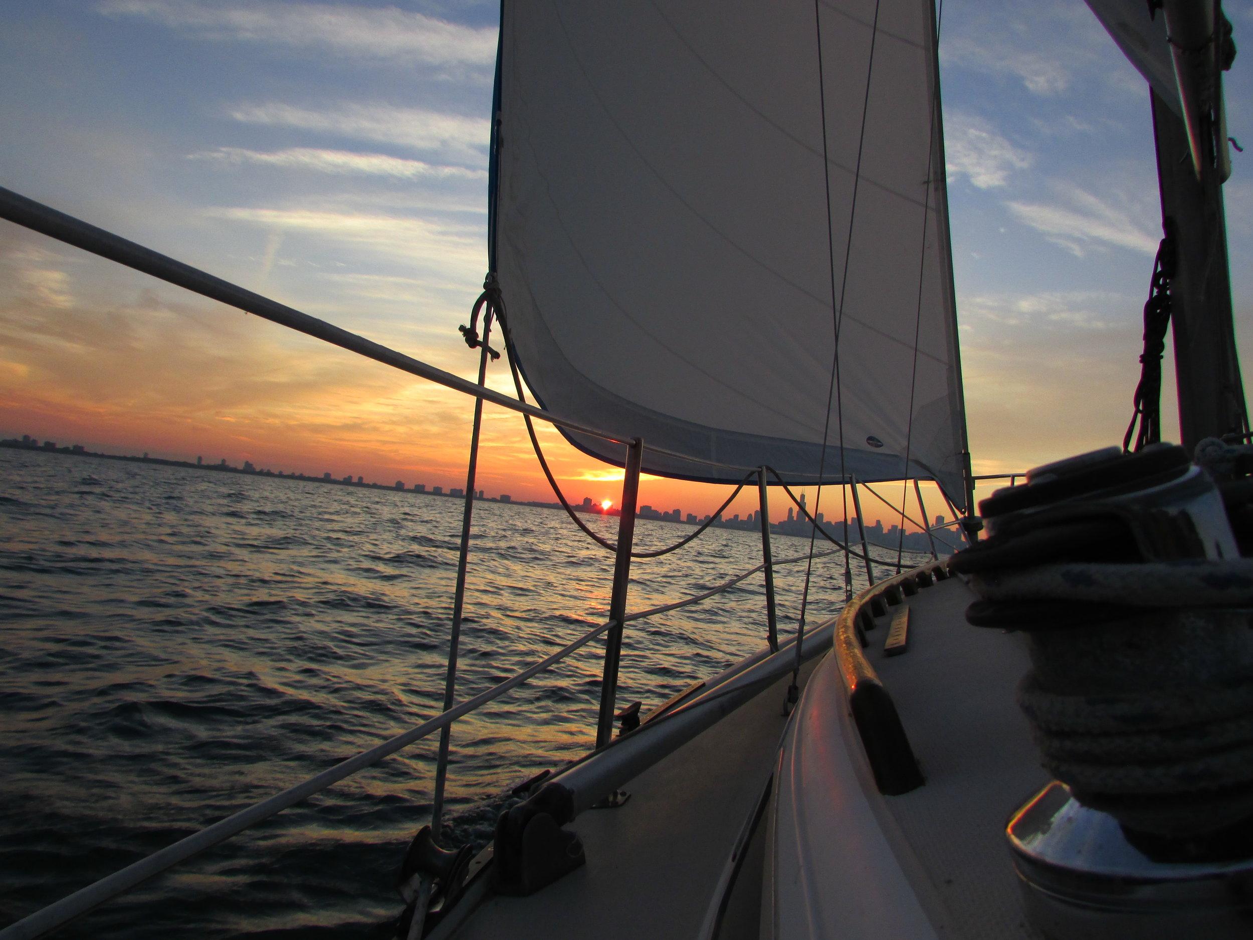 Setting Sail - Sailing, BYOB,Lake