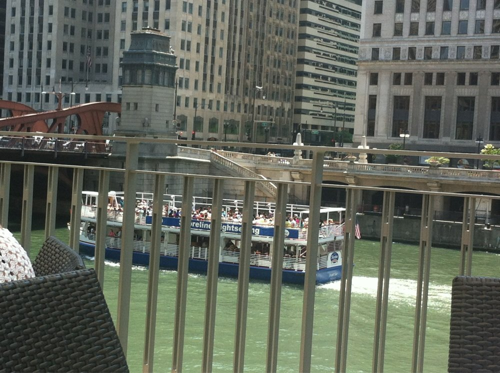 Chicago Cut Steakhouse - $$$, River North, Steakhouse, Riverfront Seating