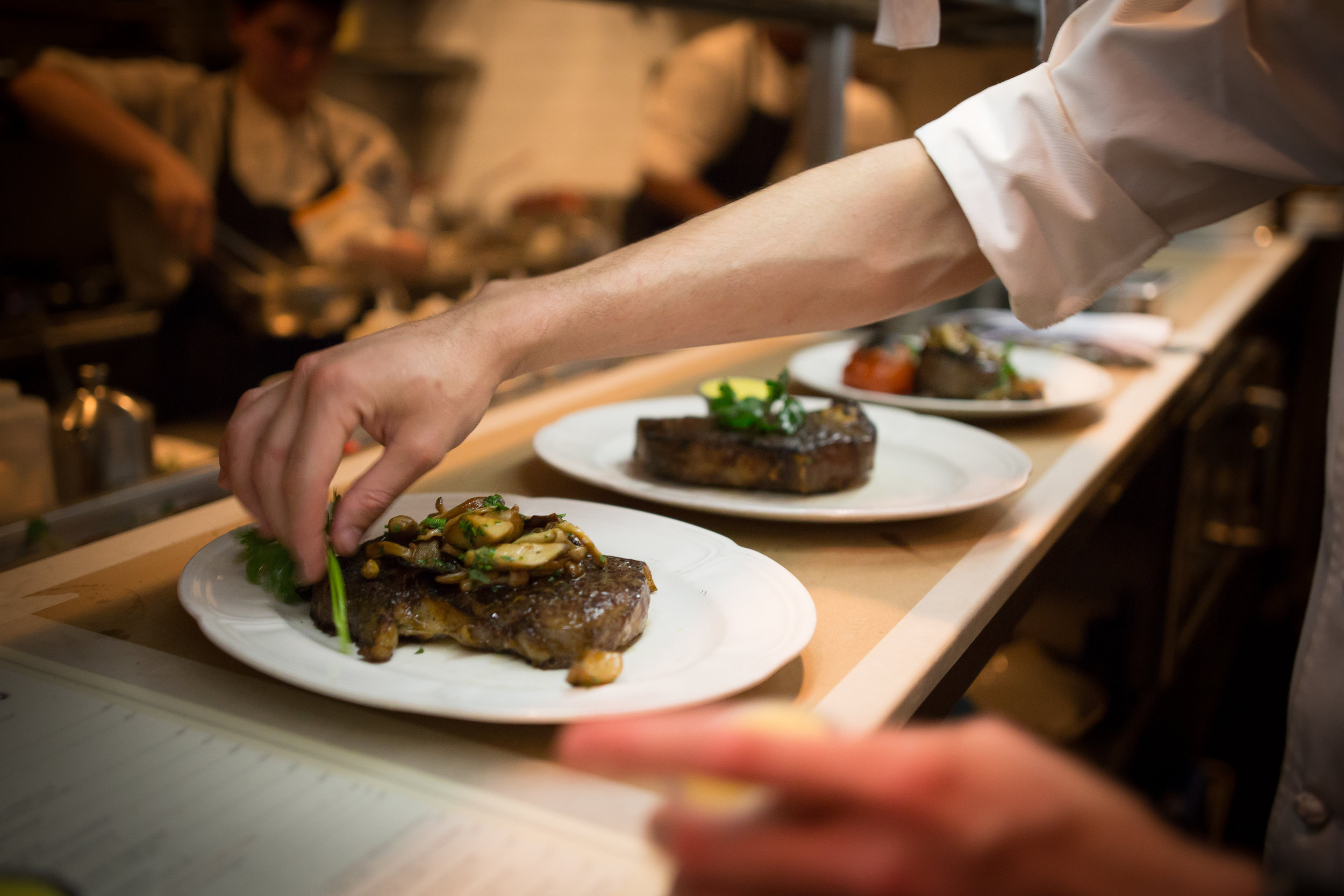 Bavette's - $$$, River North, Steakhouse, Seafood