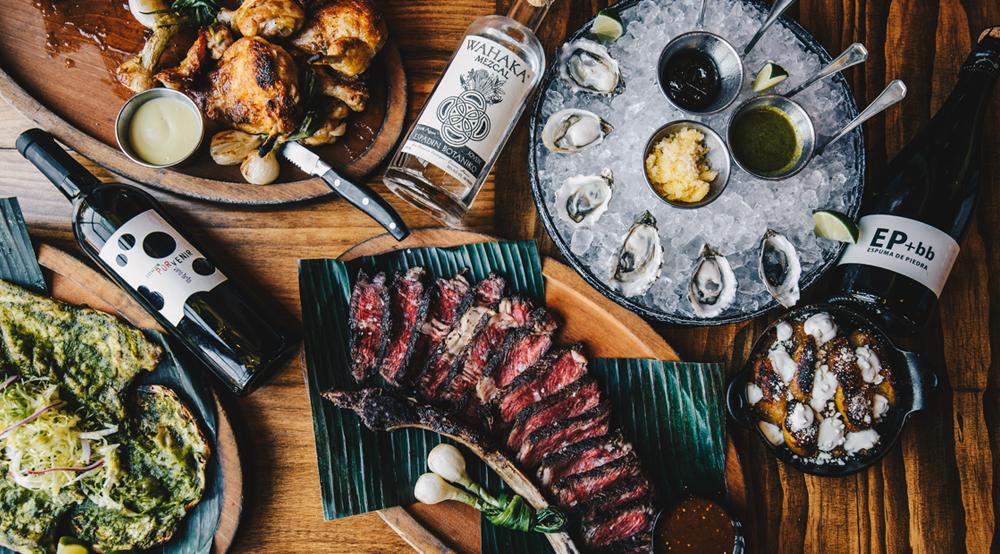 Leña Brava - $$$, West Loop, Seafood, Mexican, Sidewalk Seating