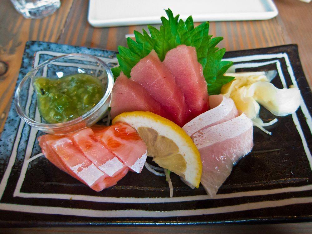 Kai Zan - $$, West Town, Sushi, BYOB (Beer, Sake, and Wine only)