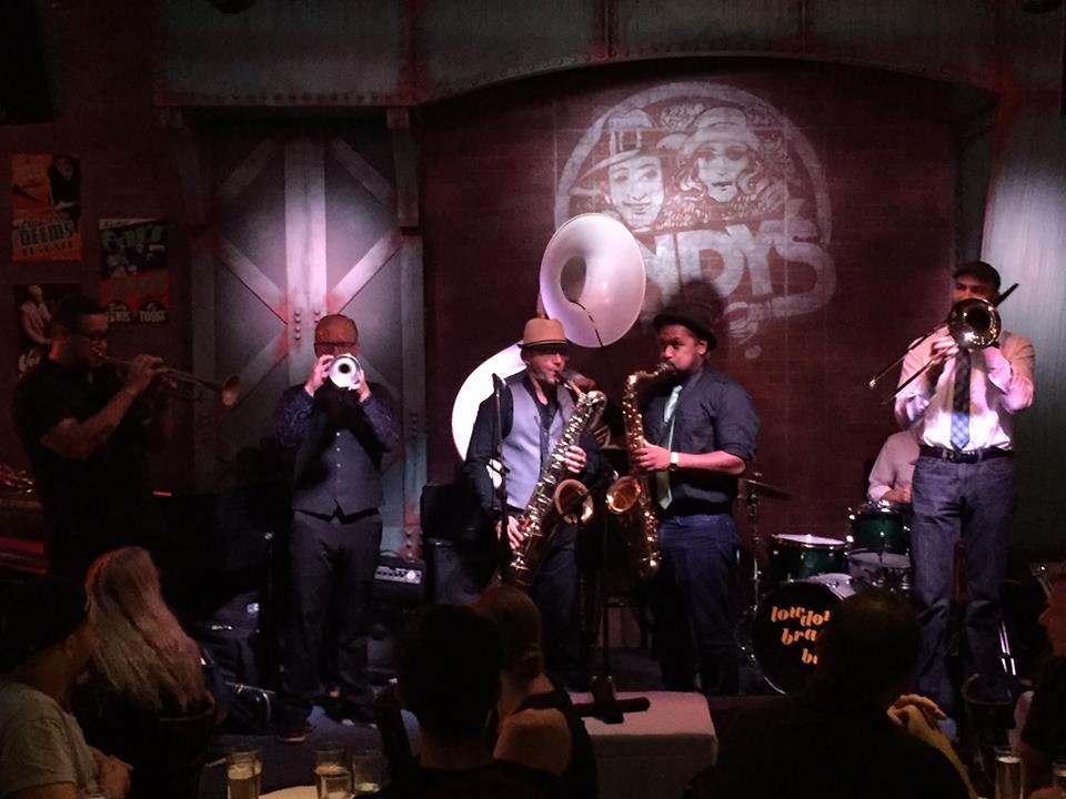 Andy's Jazz Club & Restaurant - $$, River North, Jazz & Blues, Dinner & Tunes, Music Calendar