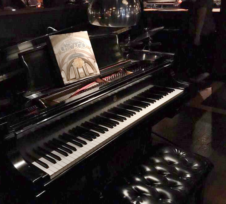 Bandera - $$, River North, Jazz & Blues Dinner and Tunes, American