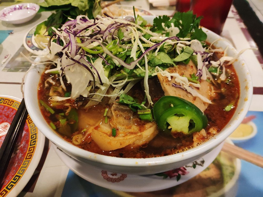 Pho 777 - $, Uptown, Vietnamese, Delivery