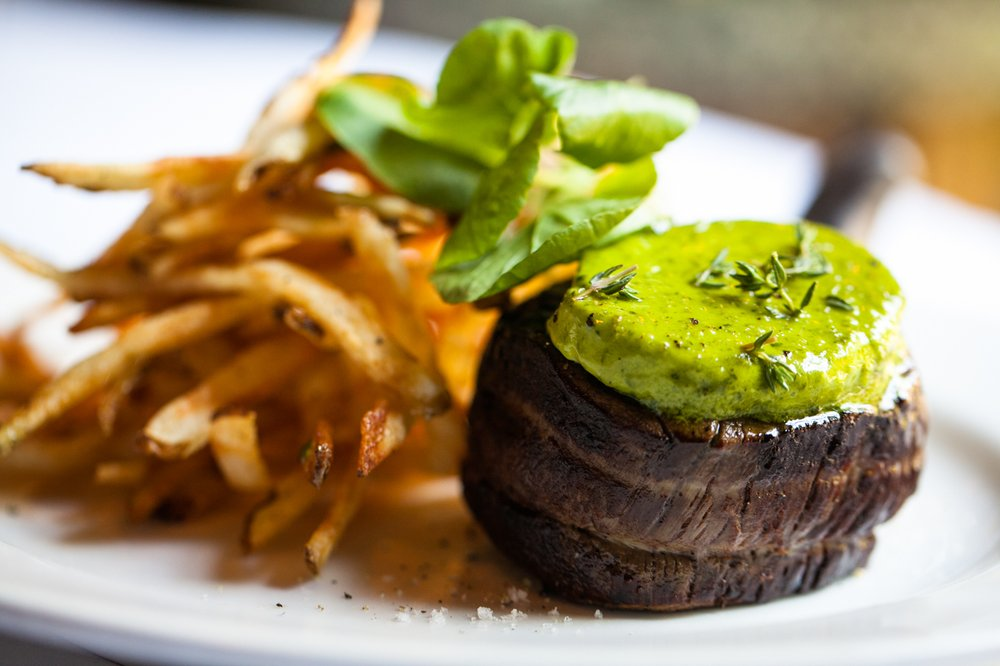 Mon Ami Gabi - $$, Lincoln Park, French, Gluten-free, Patio Seating, Delivery