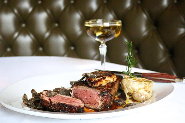 Prime and Provisions - $$$, Loop, Steakhouse, Seafood, Delivery