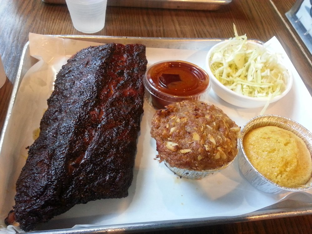 Smoque BBQ - $$, Irving Park, BBQ, BYOB, Sidewalk Seating, Delivery