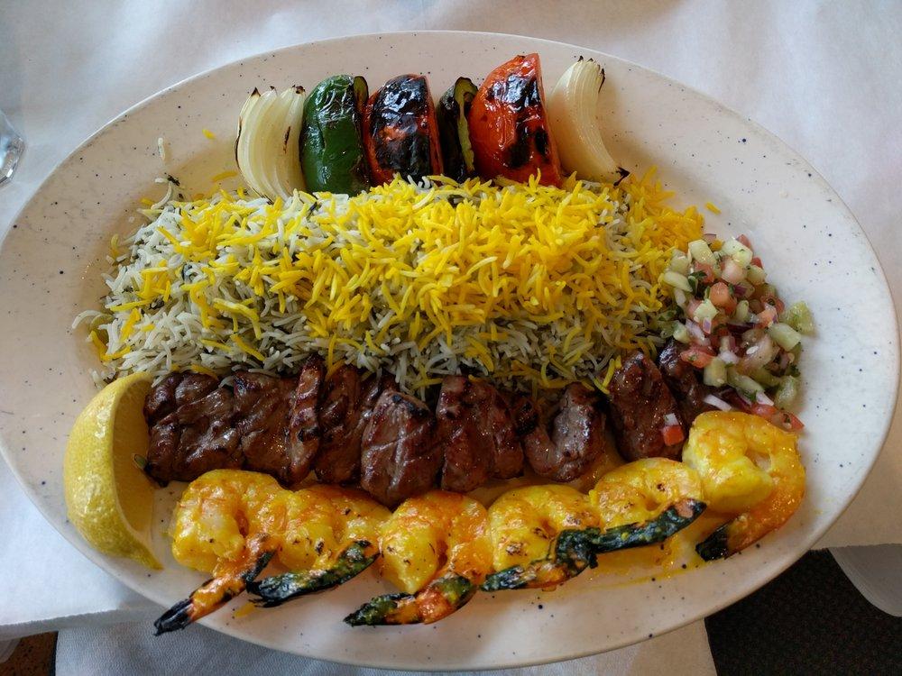 Noon O Kabab - $$, Albany Park, Mediterranean, Halal, Persian, Vegetarian