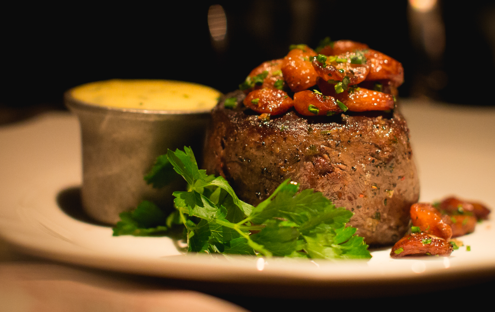 1. Bavette's - $$$, River North, Steakhouse, Seafood
