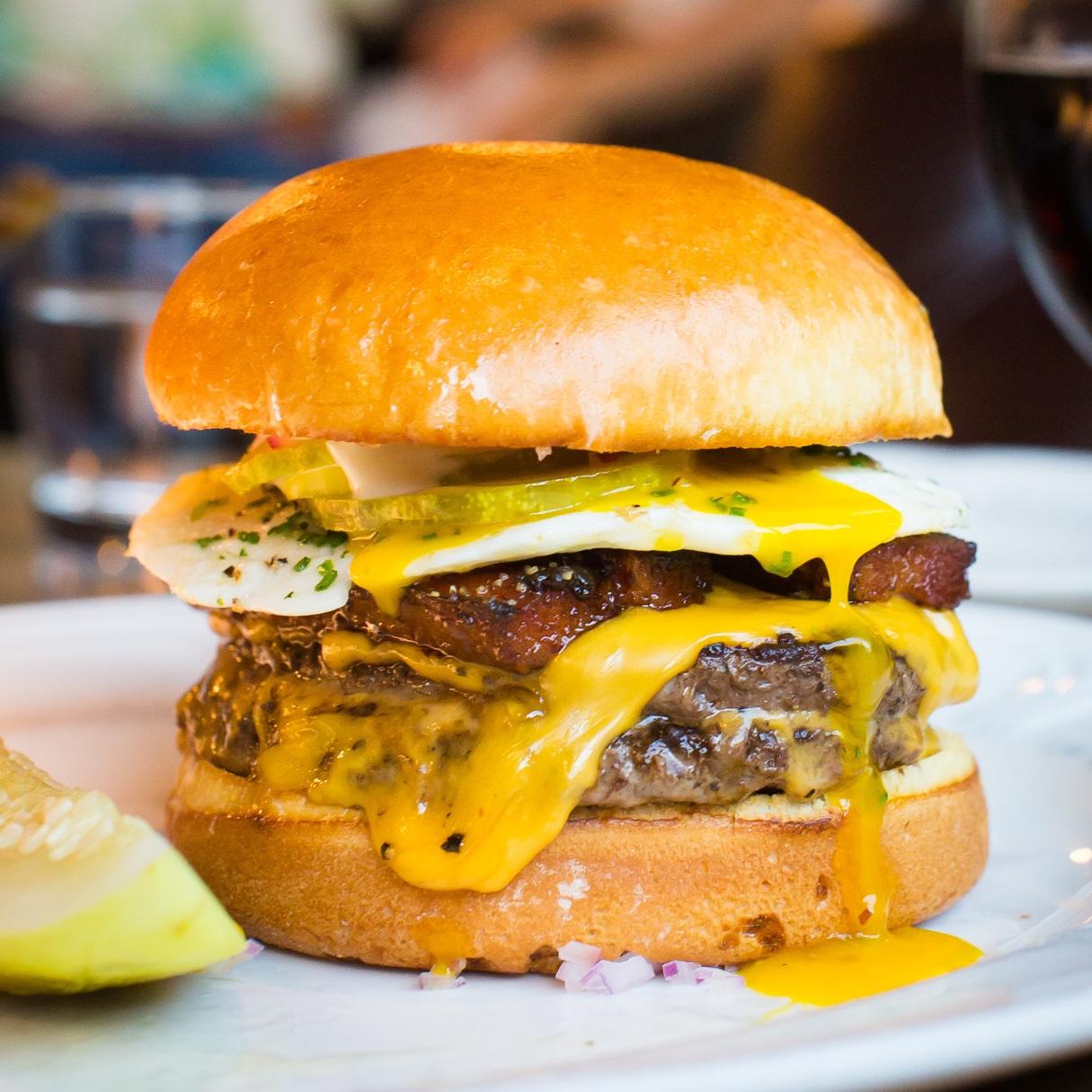Au Cheval - $$, West Loop, Burgers, Brunch, Gluten-free