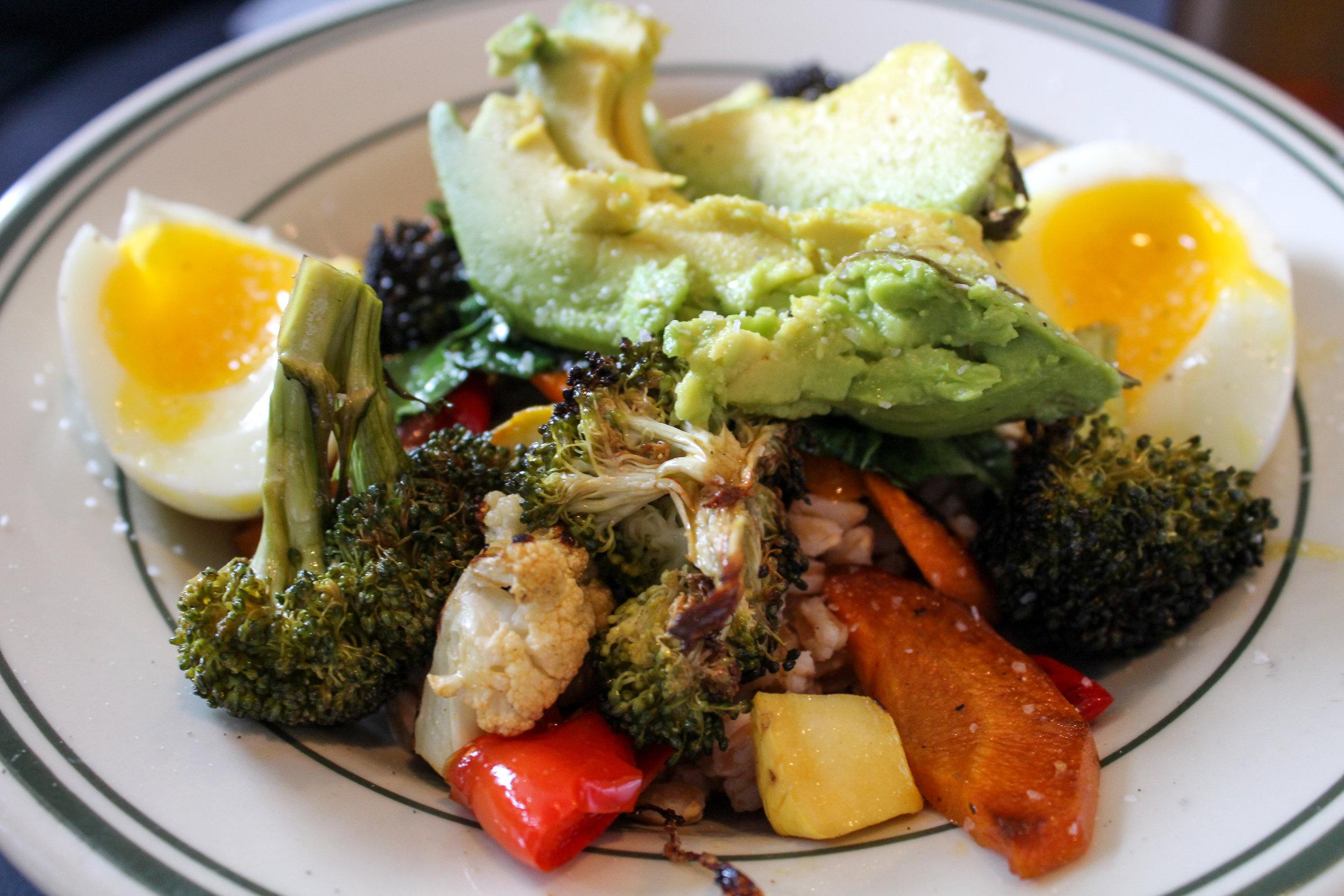 The Veggie Breakfast Bowl