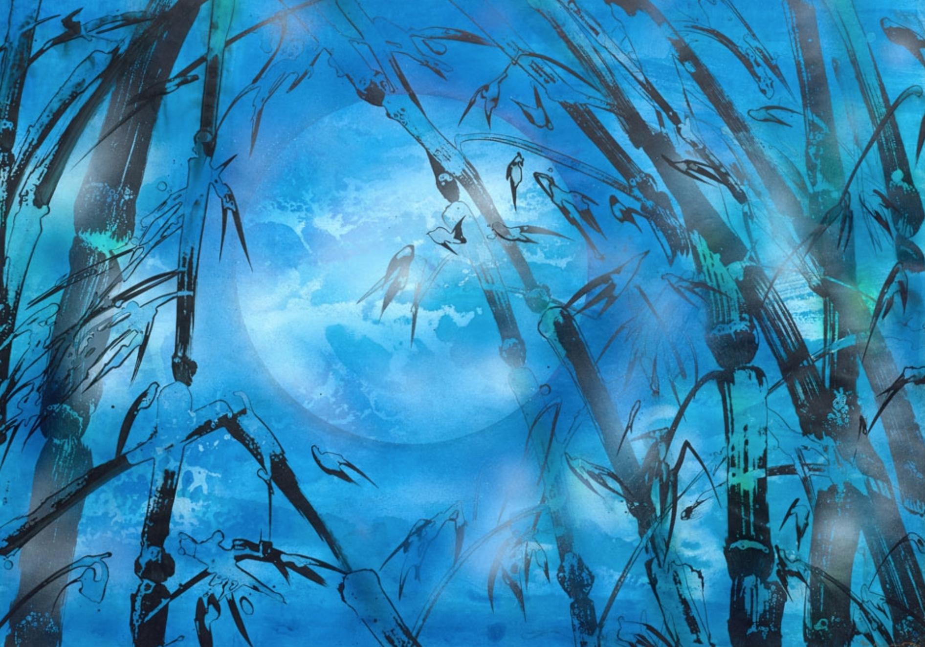 BLUE MOON -