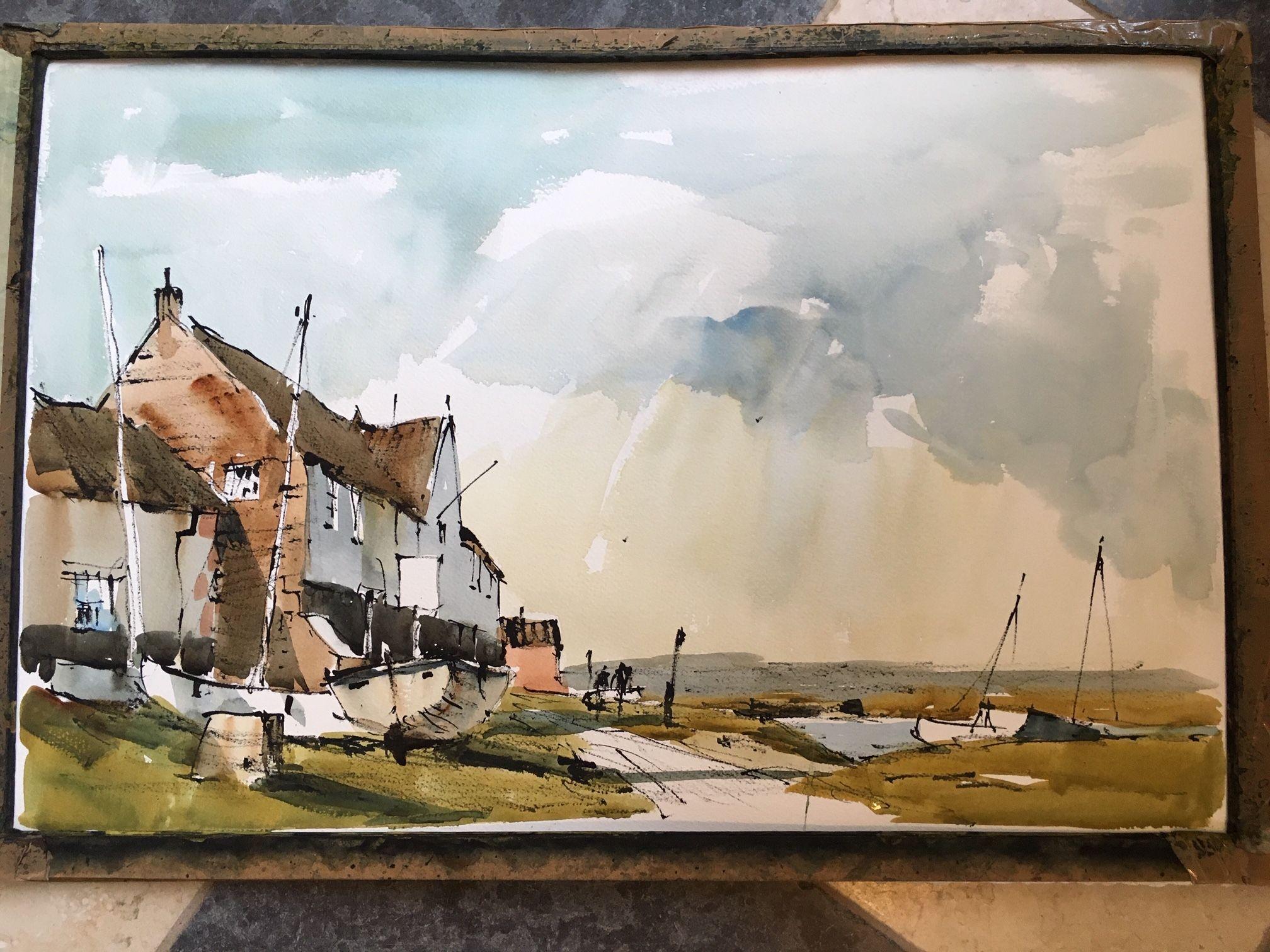 John Hoar - Burnham Overy Staithe