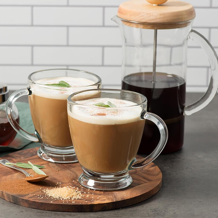 Maple Sage Latte