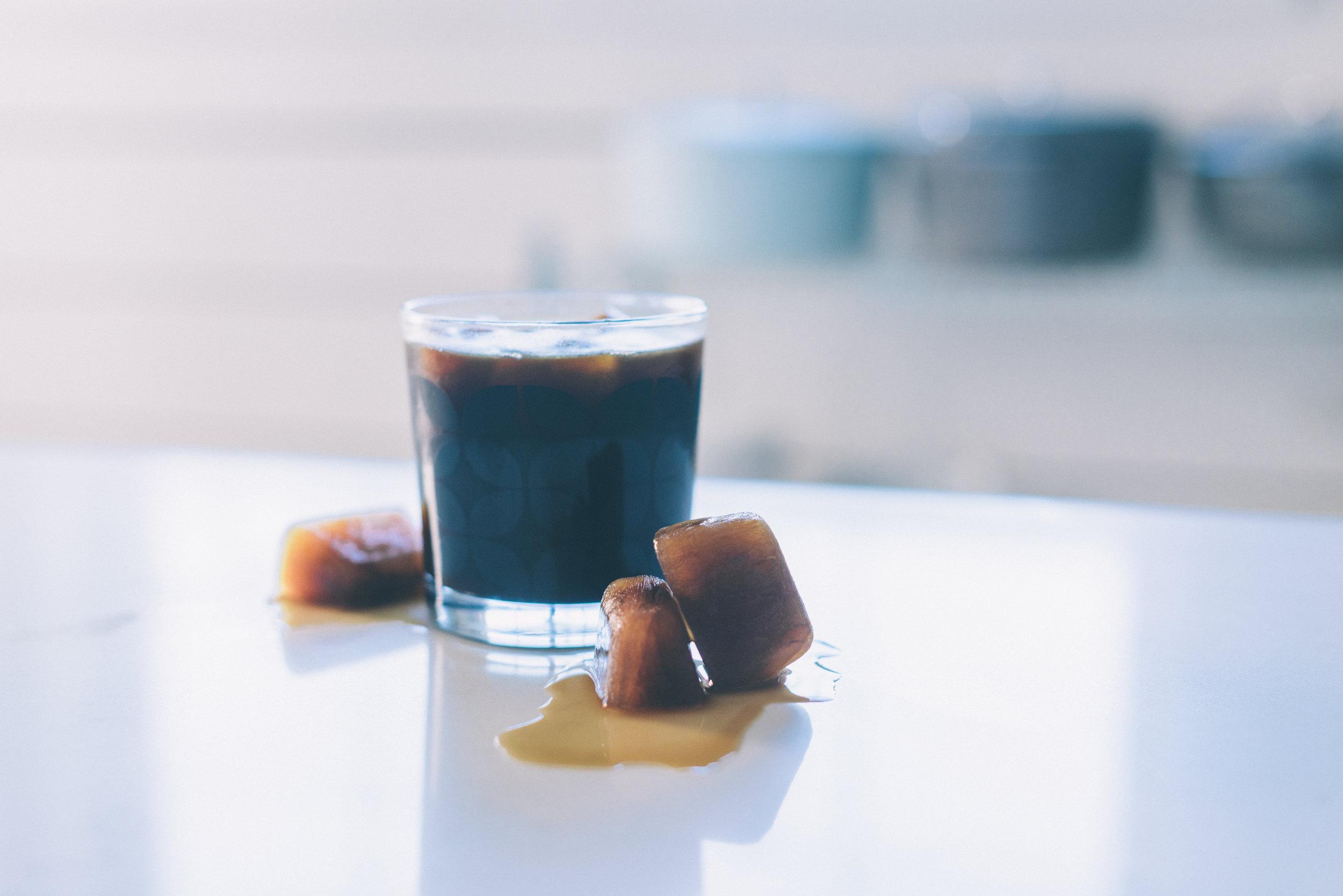 Coffee Iced Cubes