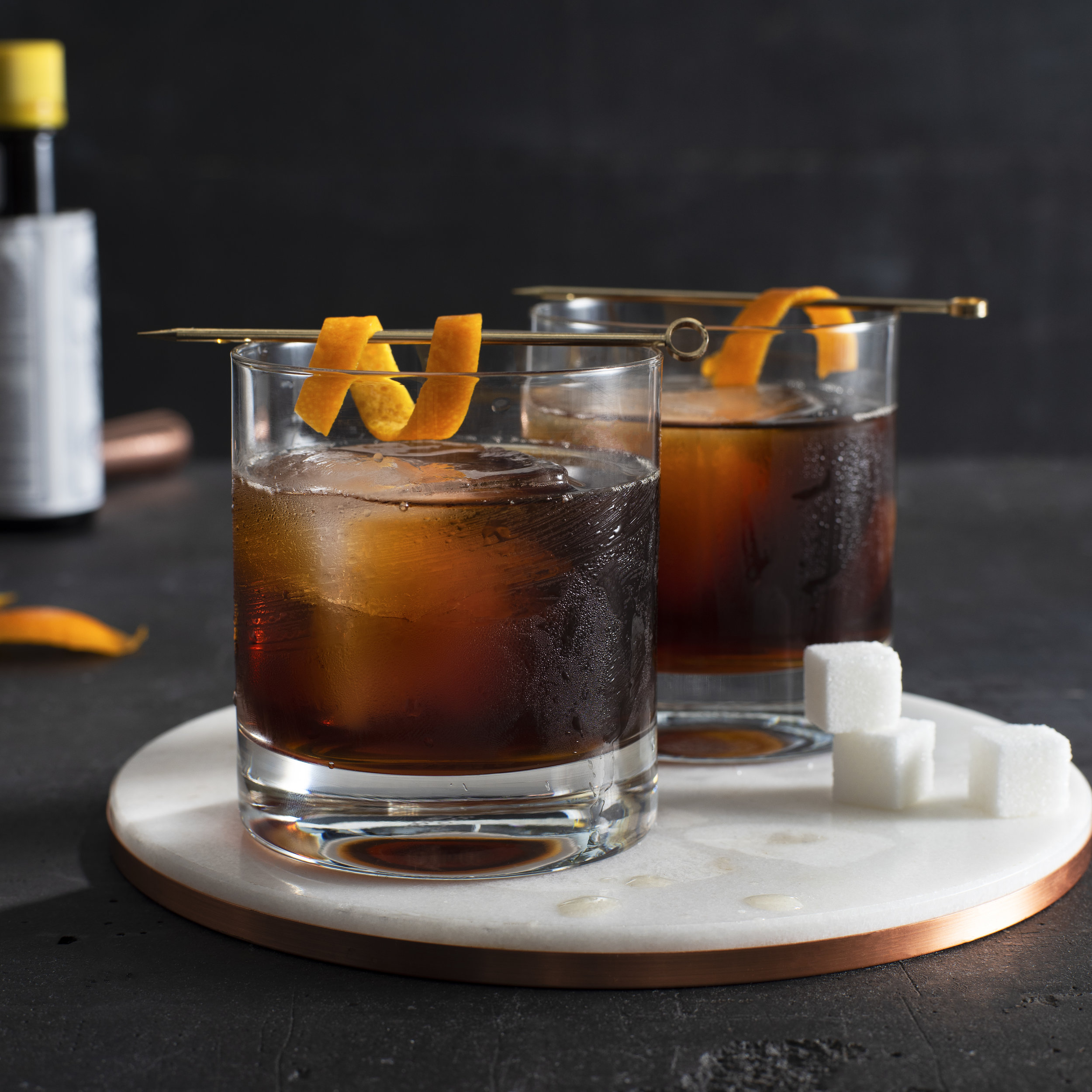Cold Brew Old Fashion
