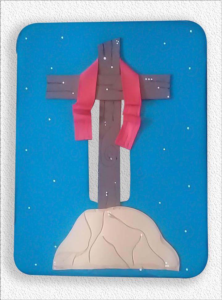Letra O: Obedecer - Jesus OBEDECEU (letra O) a tudo o que Deus planejou para que eu e você tivéssemos a oportunidade de ter nossos pecados limpos. Ele morreu na cruz, mesmo não cometendo pecado algum. Mas Jesus não ficou morto, pois se Ele tivesse apenas morrido, seria um grande herói, mas só isso! Ele ressuscitou no terceiro dia, provando que tudo que estava escrito sobre ele era verdade e tinha se cumprido (Lc 22.44-48).O salário do pecado é a morte, mas Jesus conseguiu vencer a morte, e prometeu que, aquele que o confessa como salvador e Senhor da sua vida terá a vida eterna (1 Co 20-25).