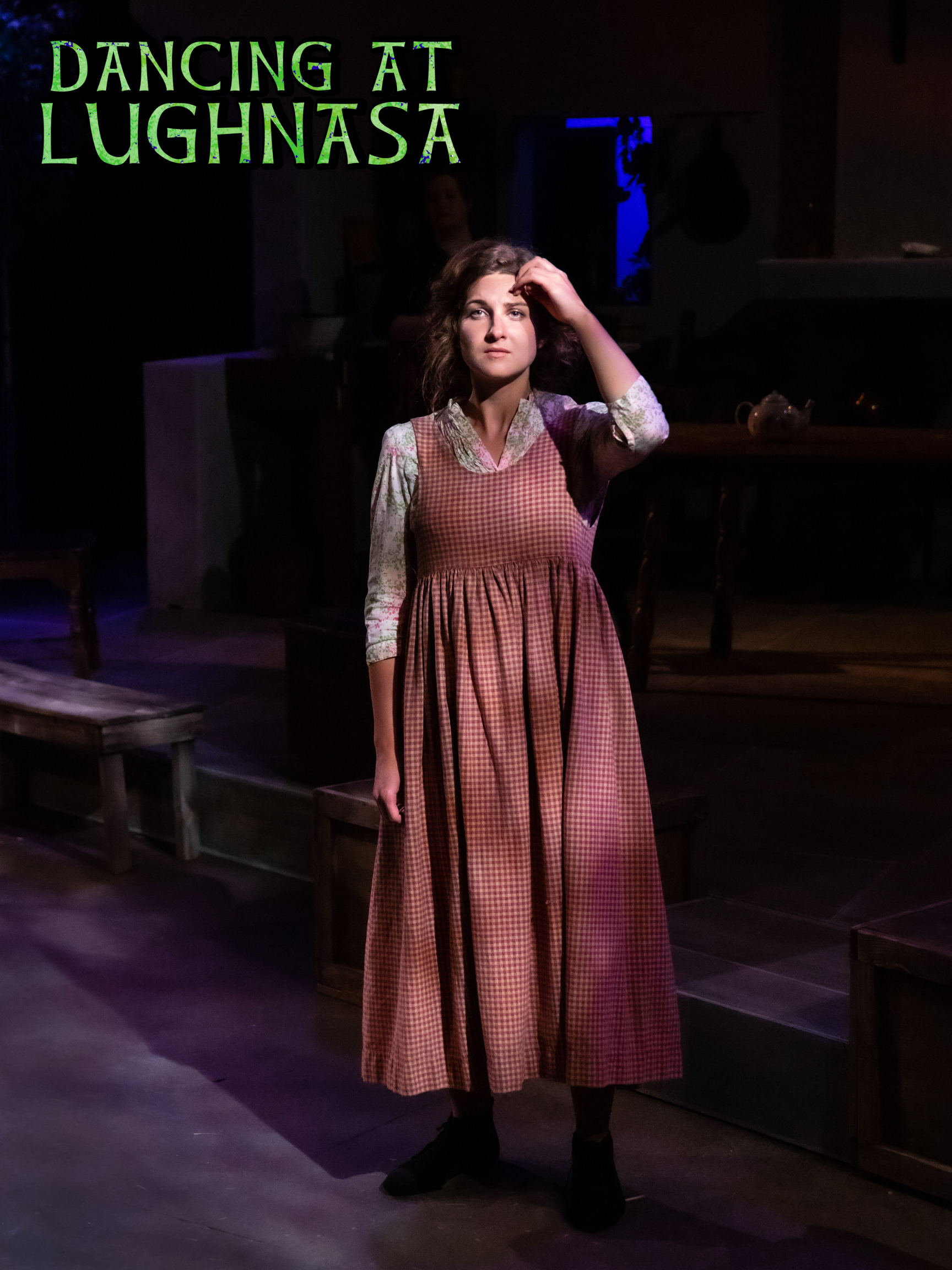 Summer Show - Caroline is cast as Chris in Dancing at Lughnasa at Open Fist Theatre Company, playing through August 31st.