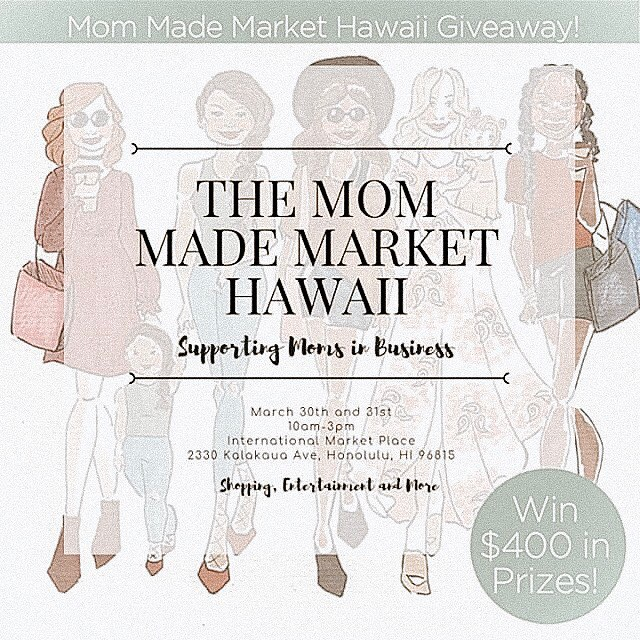The @themommademarkethawaii is less than a week away on 3/30 and 3/31 at @intlmktplace. To celebrate we are giving away over $400 worth of prizes from vendors you'll find at the market. Shop local, shop mom made!⁣⁣ ⁣⁣ To enter:⁣⁣ ⁣⁣ 1.  Follow @nottednest - We are giving away a small plant hanger 🌿⁣ 2.  Like this post⁣⁣ 3.  Head to —  @noheabeautybar & complete steps 1-3⁣⁣ 4.  Tag 3 people on the acct you started with⁣⁣ 5.  EXTRA ENTRY: repost & use hashtag #mommademarkethawaii (profile must be public)⁣⁣ ⁣⁣ Giveaway closes on Thursday 3/28 at 12PM HST❣MUST BE FOLLOWING ALL ACCTS TO WIN❣ This giveaway is not sponsored or endorsed by Instagram. Must be a Hawaii resident to win and pick up prizes at the Mom Made Market Hawaii on 3/30 or 3/31.