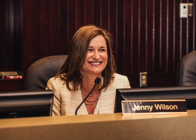 Jenny Wilson. Image provided by the campaign.