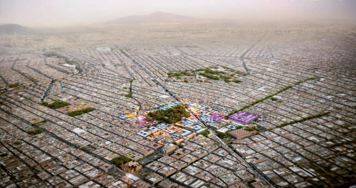瓜达拉哈拉数字创意区