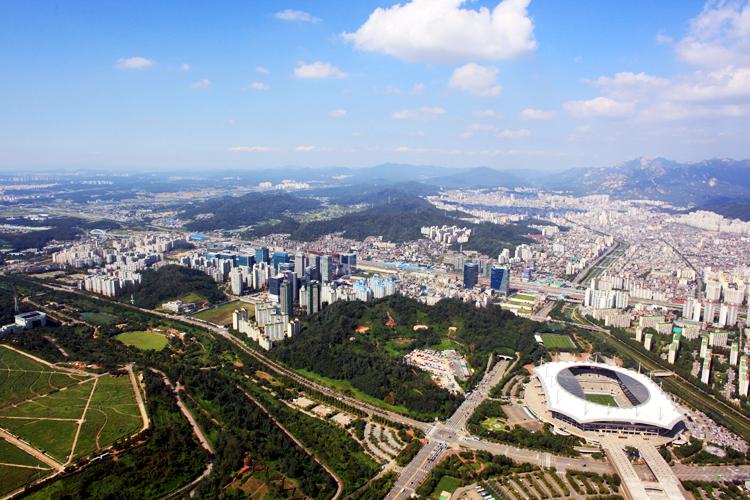 首尔数码城