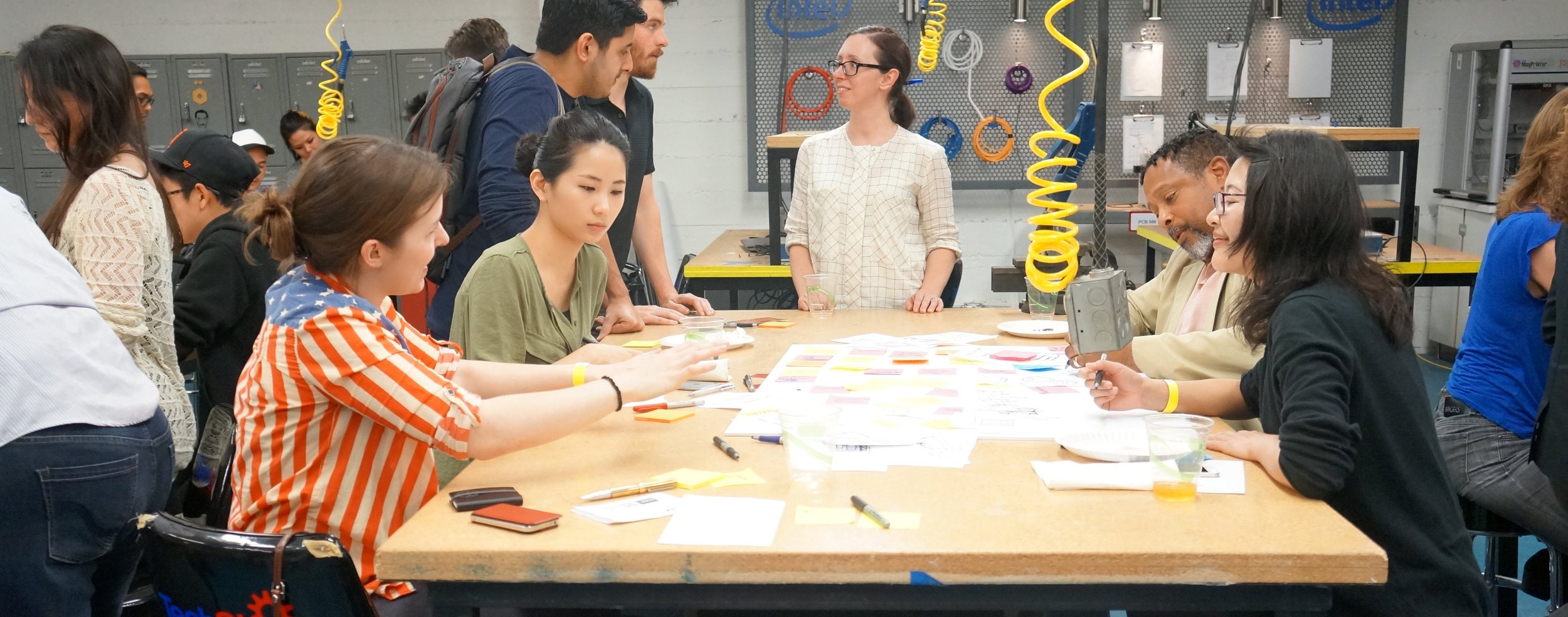 A Design Jam in San Francisco with SF Made