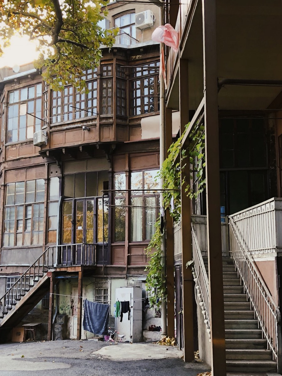 Credit:  Dvora     Location: Tbilisi, Georgia