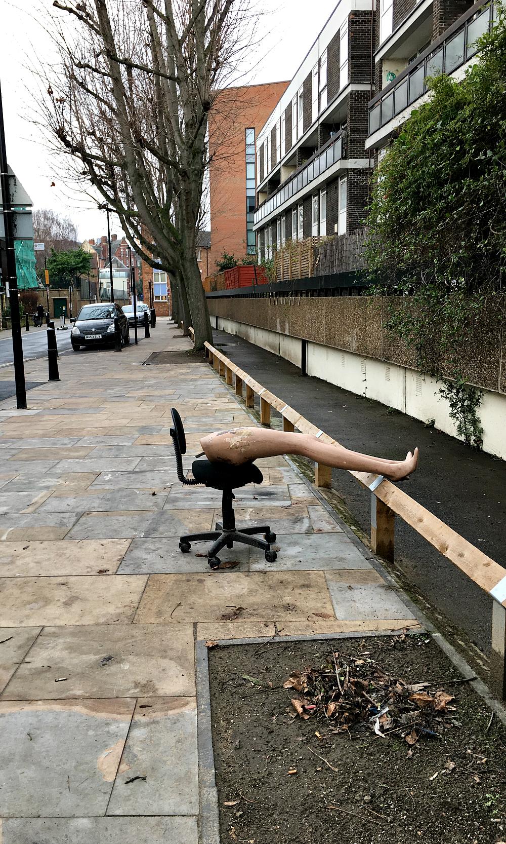 Credit: Yasumi    Location: Bethnal Green, London