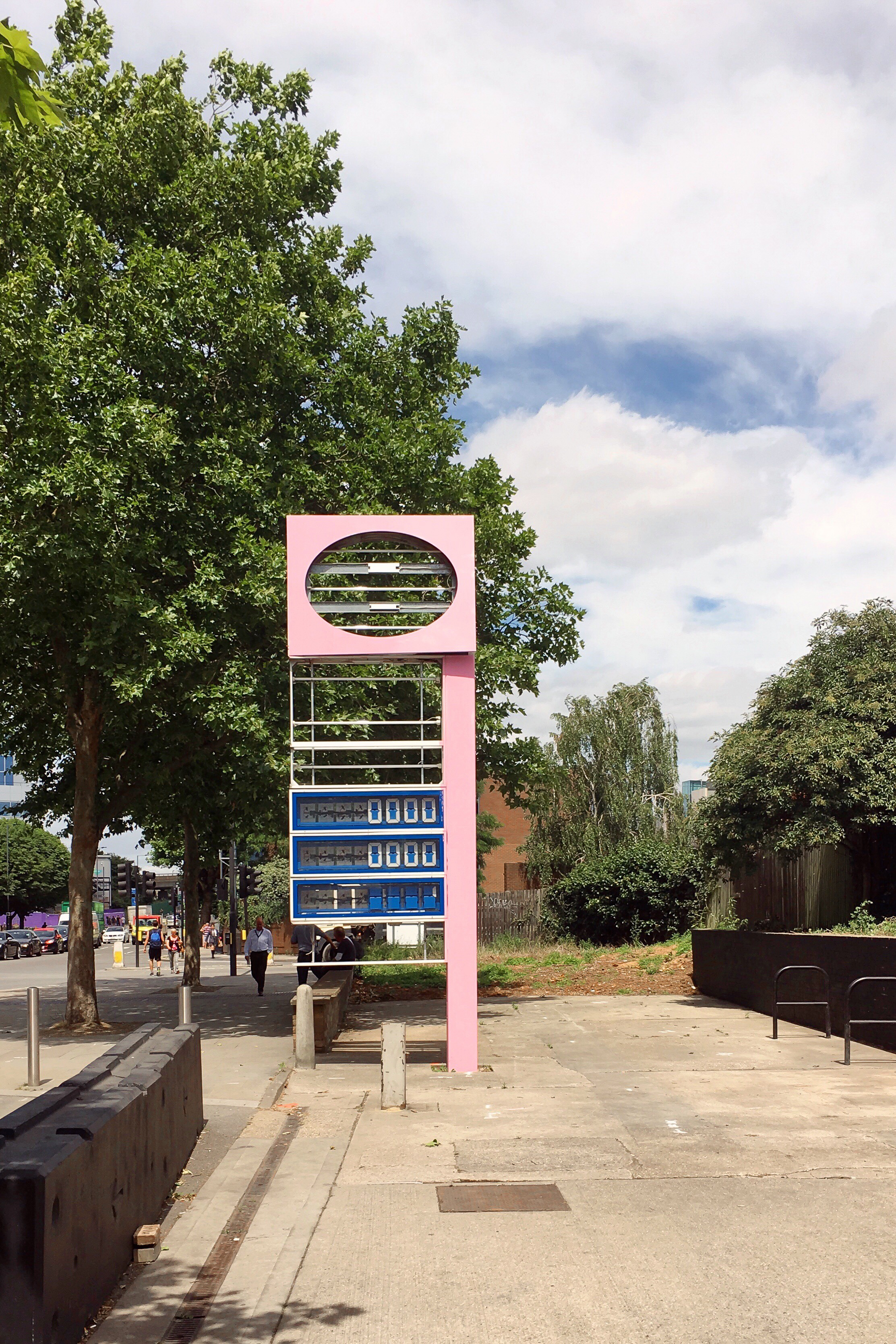 Credit: Yasumi Location: White City, London
