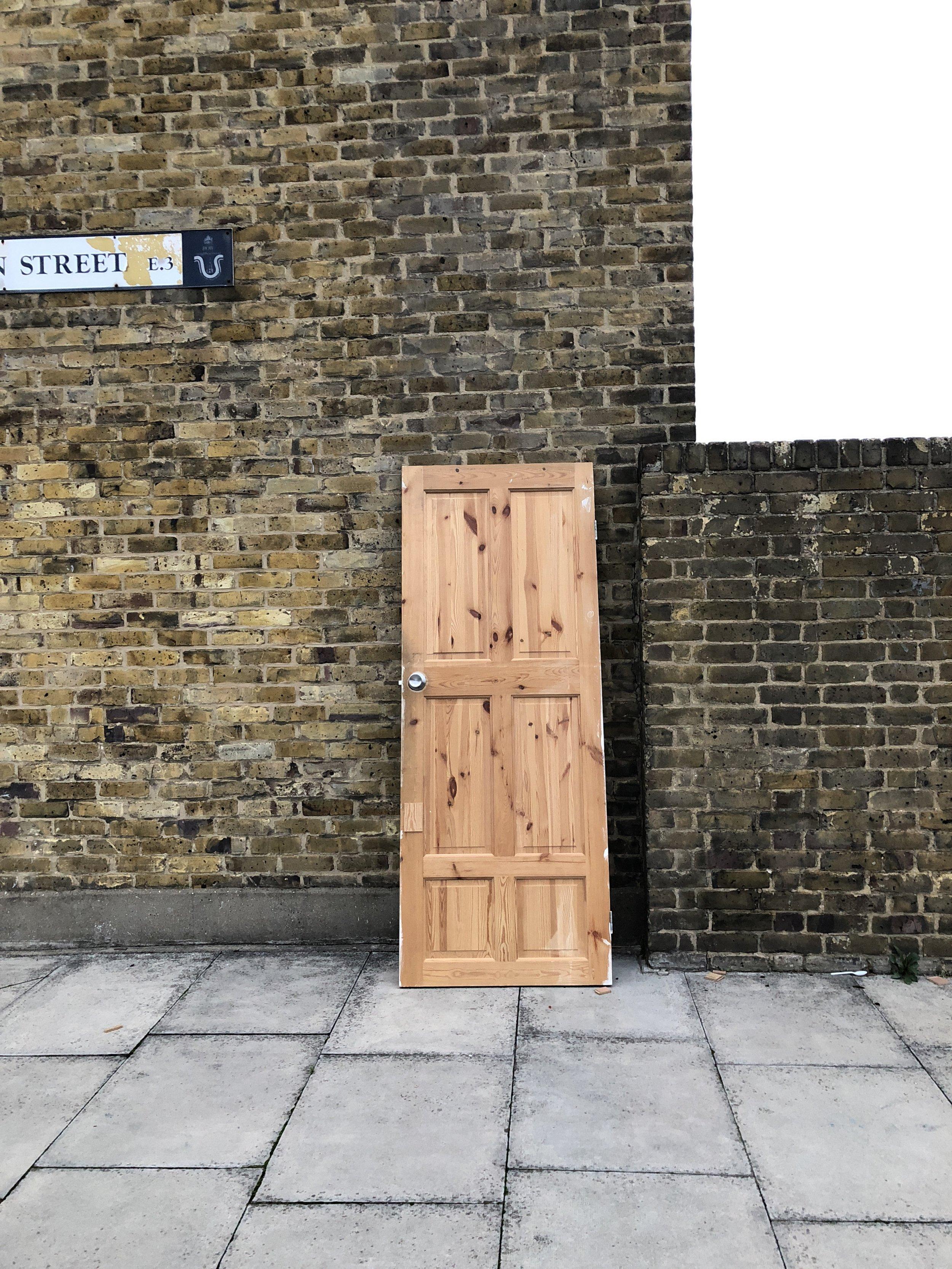 Super Ordinary Life Abandoned Doors 1.JPG