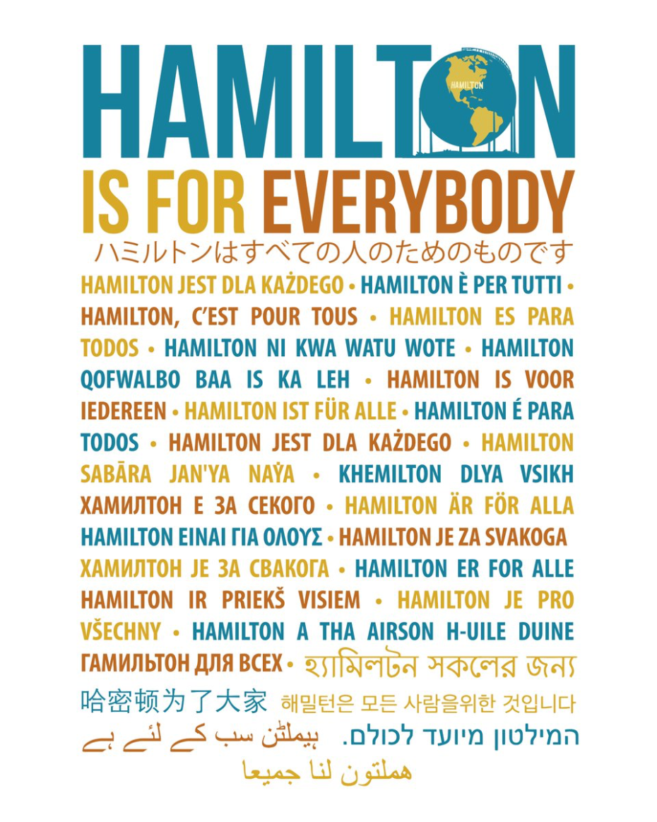 Hamilton is for Everyone poster.png