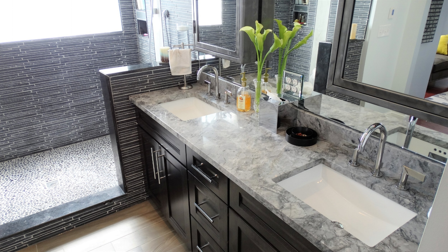 bathroom-remodel-slate-tile-walk-in-vanity-pebble-grout-design.jpg